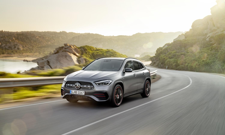 Mercedes-Benz GLA 2020 dinámica