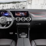 Mercedes GLA 2020 interior