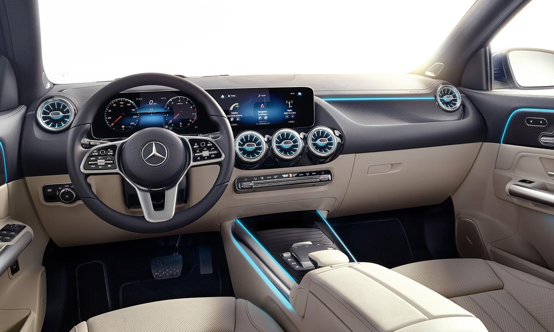 Mercedes-Benz GLA 2020 salpicadero