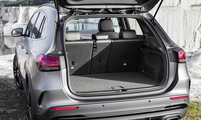 Mercedes-Benz GLA 2020 maletero