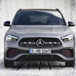 Mercedes GLA 2020 frontal