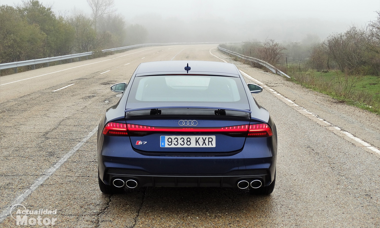 Audi S7 Sportback TDI 349 CV trasera