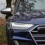 Prueba del Audi S7 TDI faro