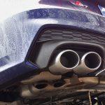 Salidas de escapes falsas en Audi S7 Sportback TDI