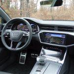 Prueba del Audi S7 TDI puesto de conducción
