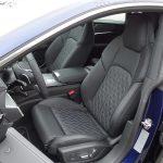 Prueba del Audi S7 TDI asiento delantero