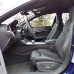 Prueba del Audi S7 TDI plazas delanteras
