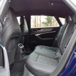 Prueba del Audi S7 TDI plazas traseras