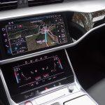 Audi S7 Sportback TDI pantallas centrales