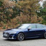 Prueba Audi S7 lateral delantera