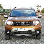Prueba Dacia Duster frontal