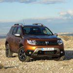 Prueba Dacia Duster exterior campo frontal