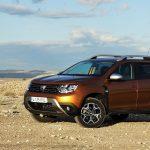 Prueba Dacia Duster exterior campo