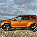 Prueba Dacia Duster lateral