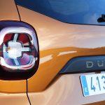 Prueba Dacia Duster pilotos traseros