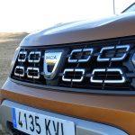 Prueba Dacia Duster calandra