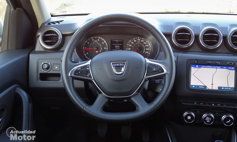 Prueba Dacia Duster volante