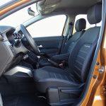 Prueba Dacia Duster plazas delanteras