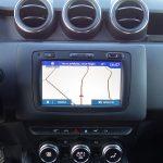Prueba Dacia Duster navegador