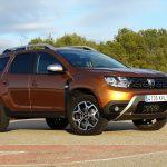 Prueba Dacia Duster perfil delantero
