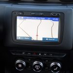 Prueba Dacia Duster pantalla táctil
