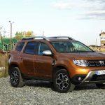 Prueba Dacia Duster perfil