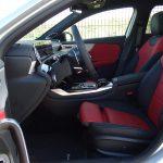 Prueba Mercedes-AMG A 35 Sedán asientos delanteros