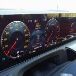 Prueba Mercedes-AMG A 35 Sedán pantalla cuadro de instrumentos