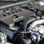 Motor del Mercedes-AMG A 35 306 CV