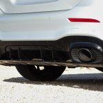 Prueba Mercedes-AMG A 35 Sedán difusor trasero