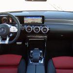 Prueba Mercedes-AMG A 35 Sedán diseño interior