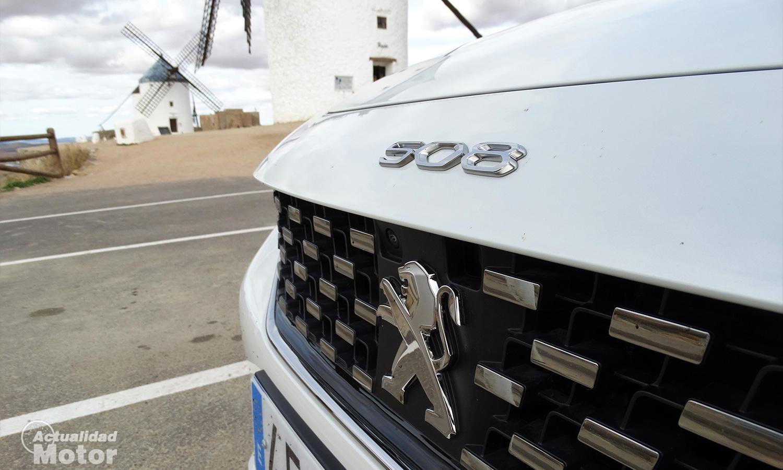Peugeot 508 SW GT Line detalle delantero