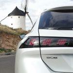 Peugeot 508 SW GT Line piloto trasero