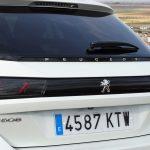Peugeot 508 SW GT Line detalles de la parte trasera