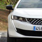 Peugeot 508 SW GT Line detalles delanteros