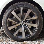 Peugeot 508 SW GT Line llantas de 18 pulgadas