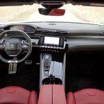 Peugeot 508 SW GT Line salpicadero