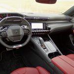 Peugeot 508 SW GT Line diseño interior