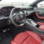Peugeot 508 SW GT Line interior