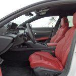 Prueba Peugeot 508 SW asientos delanteros