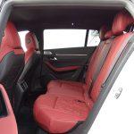 Prueba Peugeot 508 SW plazas traseras