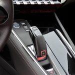 Prueba Peugeot 508 SW detalle consola central
