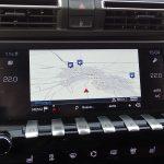 Prueba Peugeot 508 SW pantalla con navegador