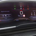 Prueba Peugeot 508 SW cuadro de instrumentos digital