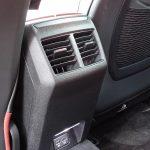 Prueba Peugeot 508 SW salidas de aire traseras y tomas USB
