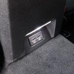 Prueba Peugeot 508 SW tomas USB de la parte trasera