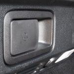 Peugeot 508 SW tiradores para abatir asientos desde maletero