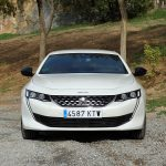 Peugeot 508 SW frontal