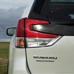 Inscripción Subaru Forester