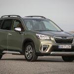 Perfil delantero Subaru Forester Eco Hybrid